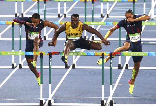 Omar McLeod Jamaica Rio Olympics