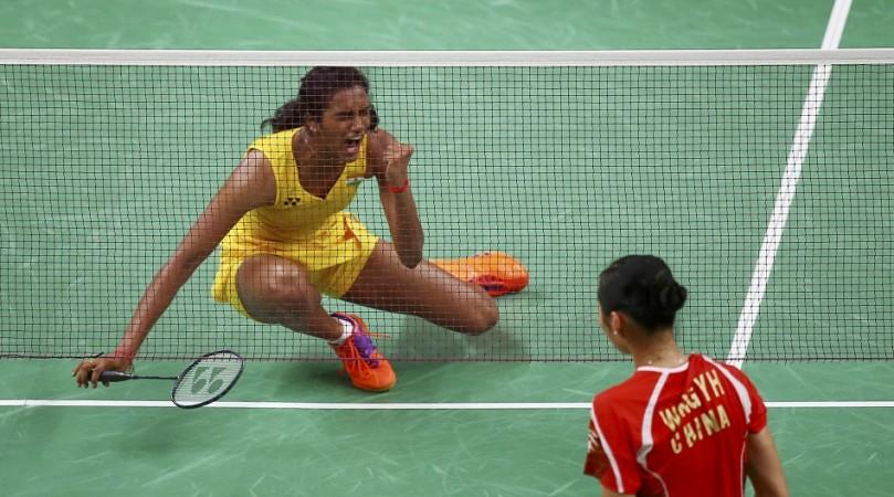 PV Sindhu Wang Yohan Rio Olympics