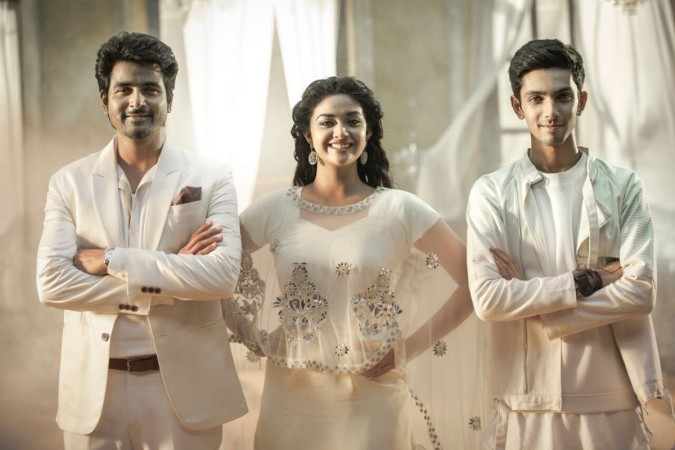 Sivakarthikeyan, Keerthy Suresh, Anirudh Ravichander