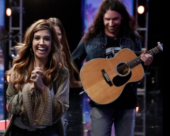 Edgar Family Band will be among the final 12 performers of  Round 3