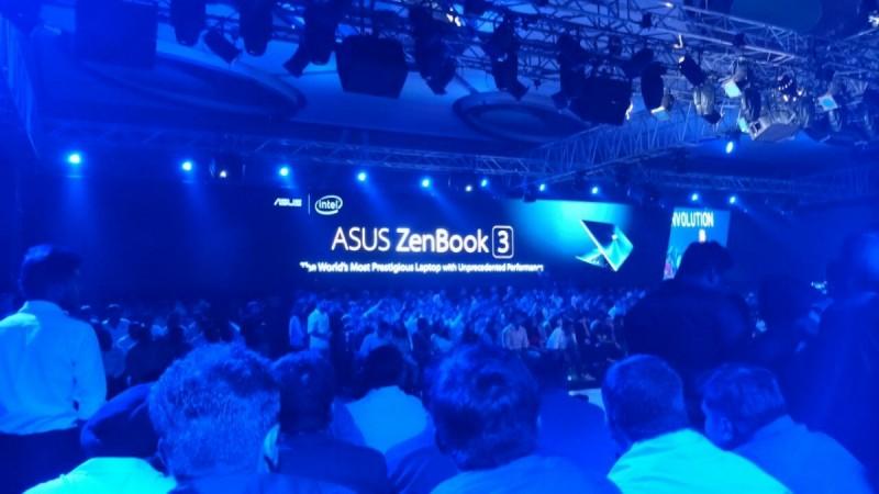 Asus ZenFone 3 launch event in Delhi, India