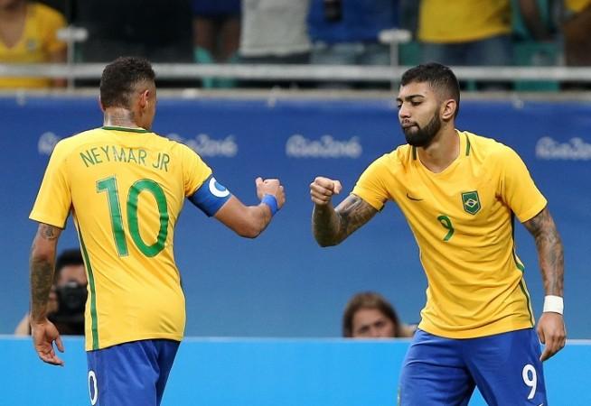 Neymar Gabriel Barbosa Brazil