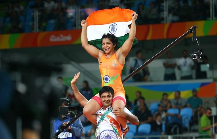 Sakshi Malik India Rio Olympics