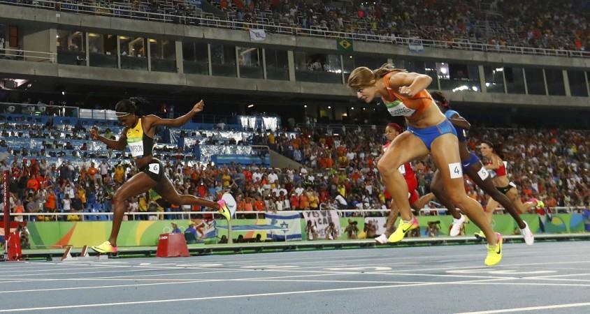 Elaine Thompson Dafne Schippers 200m