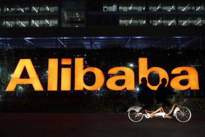 Alibaba India office
