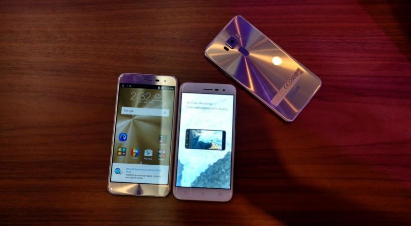 Xiaomi Redmi Note 3 vs Asus Zenfone 3