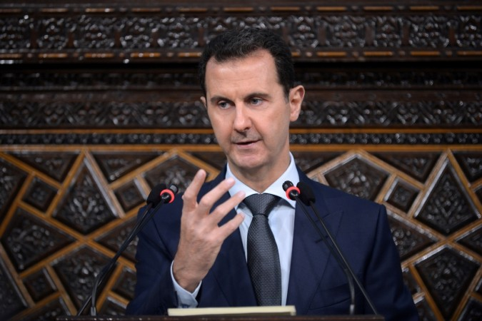 Syria Bashar al assad