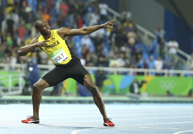 Usain Bolt Rio Olympics 200m