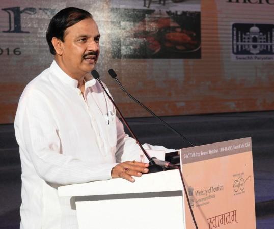 mahesh sharma