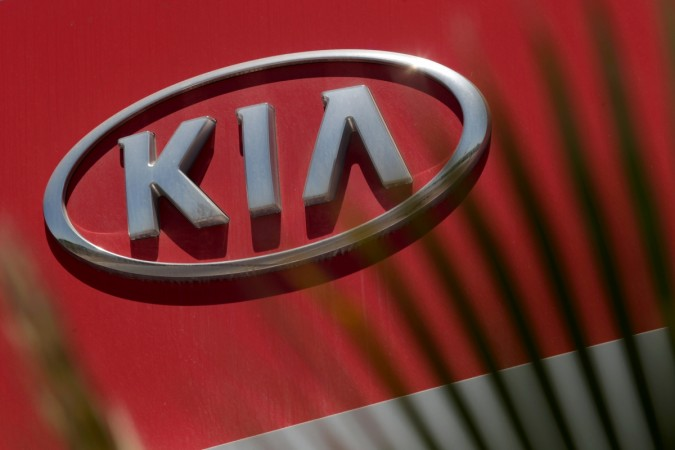 Hyundai's Kia Motors India entry likely by 2019. Pictured: The logo of Kia Motors is seen at the manufacturing plant in Pesqueria, on the outskirts of Monterrey, Mexico.