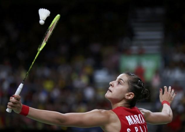 Carolina Marin Spain Rio Olympics final