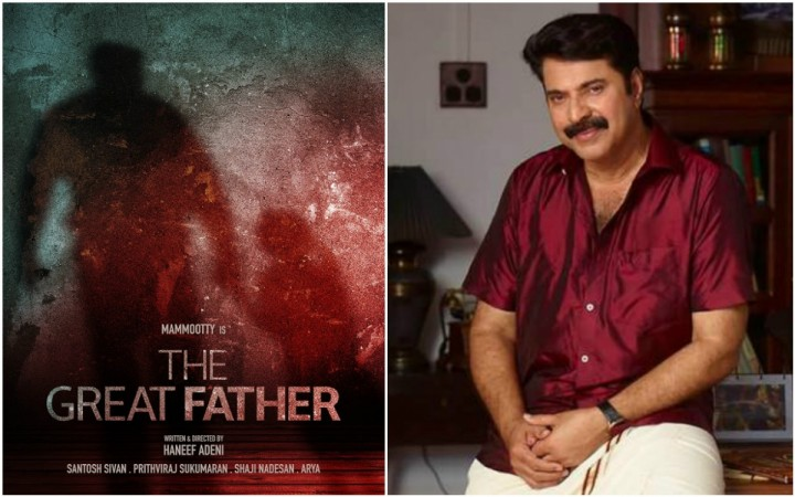 Mammootty in 'The Great Father'