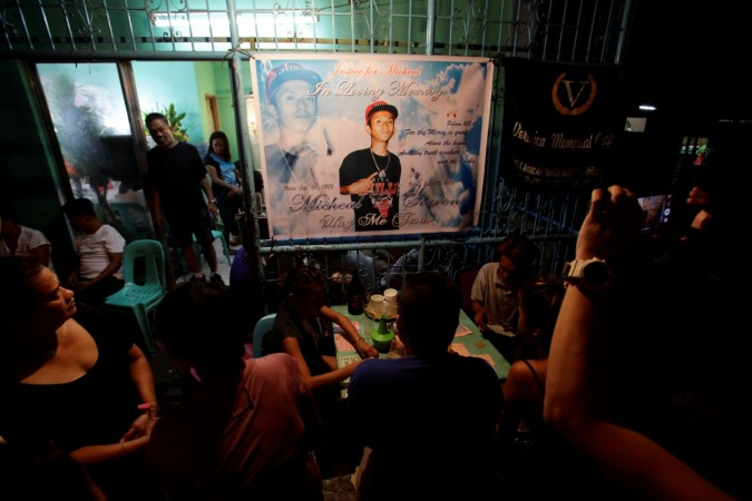 Philippines Extra Judicial Killings