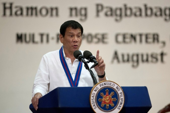 Image result for Philippine President Rodrigo Duterte