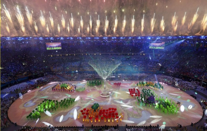 Rio 2016 Olympics Closing Ceremony