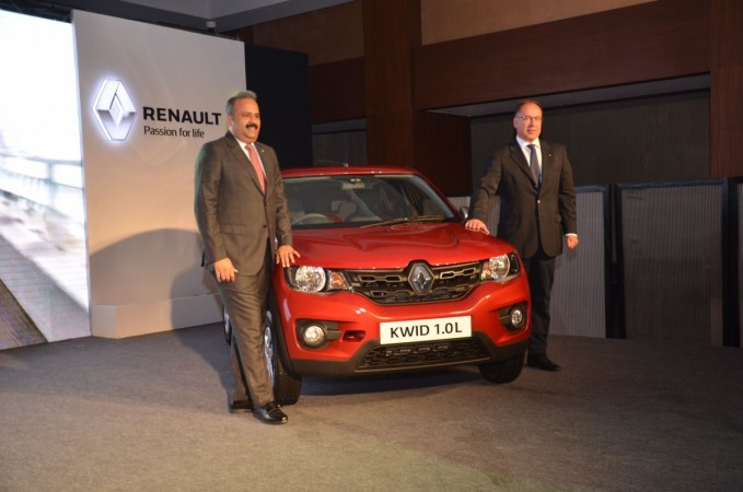 Renault Kwid 1.0 litre launched