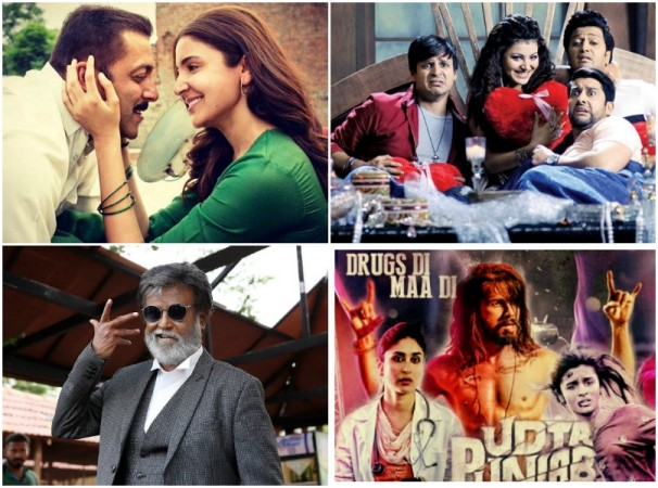 Sultan, Kabali, Udta Punjab, Great Grand Masti