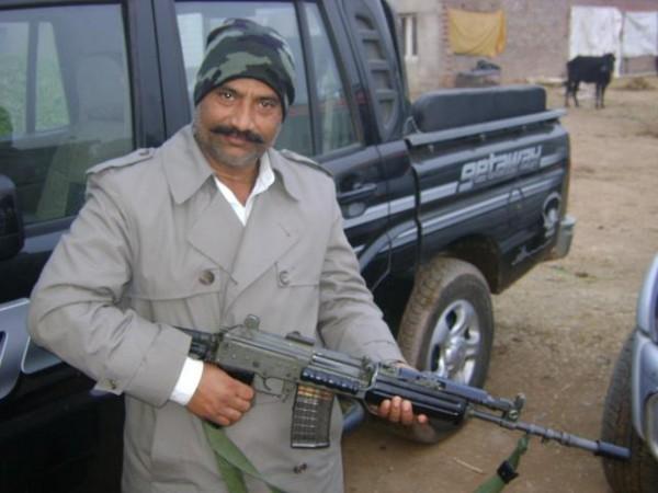 Satish Kumar Gau Rakshak