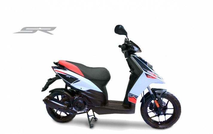 Aprilia SR 150 launched