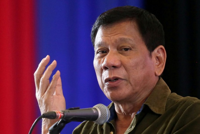 Philippines President Rodrigo Duterte threatens to quit UN in foul-mouthed speech