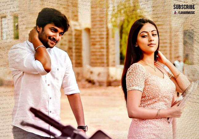 Manju movie still