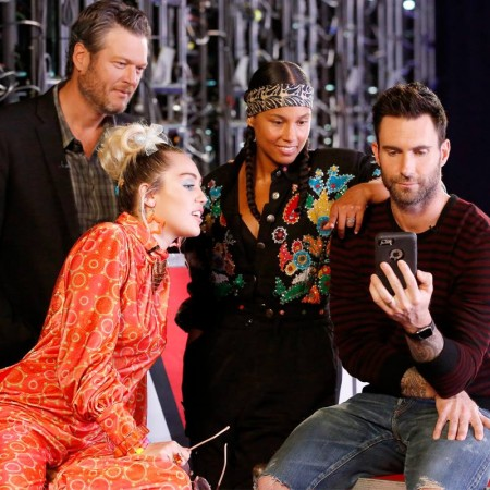 The Voice US Season 11 coaches