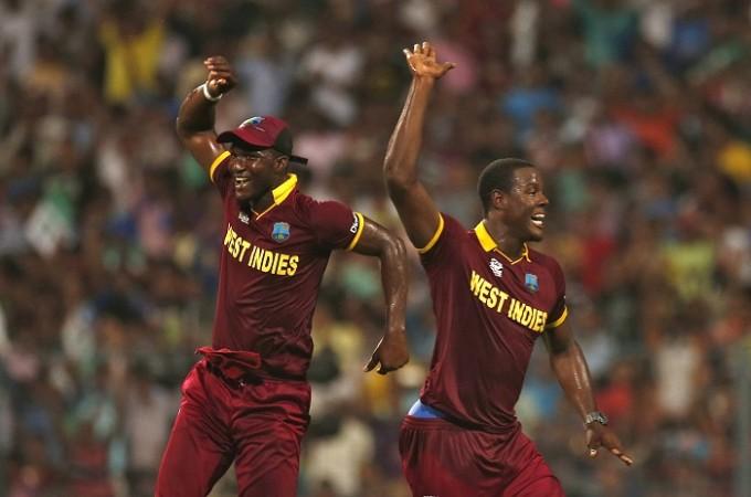 Darren Sammy Carlos Brathwaite West Indies
