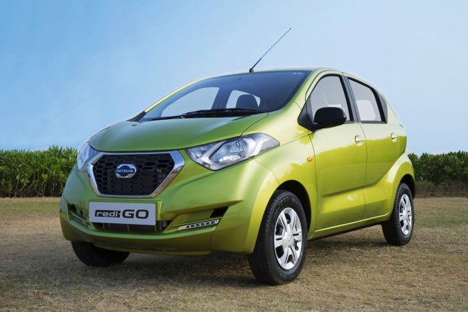Datsun redi-Go now available at Canteen Stores Department