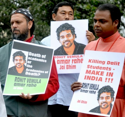 Opposition, activists slam probe panel report on Vemula death