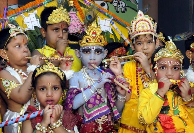 Bollywood celebs wish fans Krishna Janmashtami 2016
