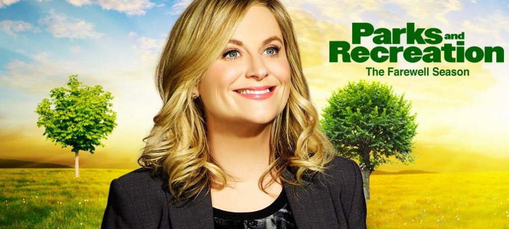 """Amy Poehler as Leslie Knope in """"Parks and Rec"""""""