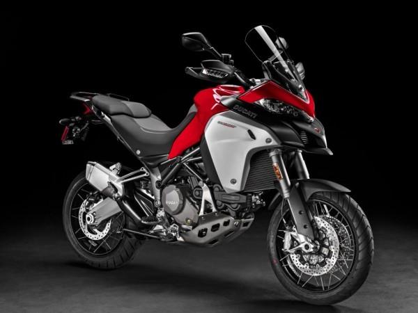 Ducati Multistrada 1200 Enduro launched
