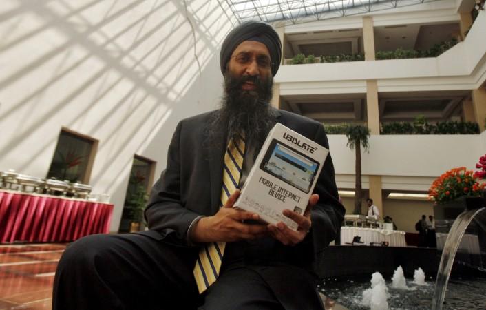 datawind tablet sales india june quarter