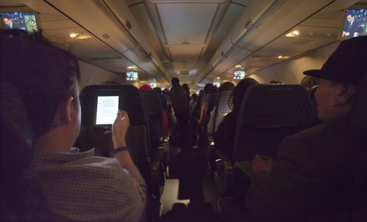 How does Wi-Fi work in airplanes?