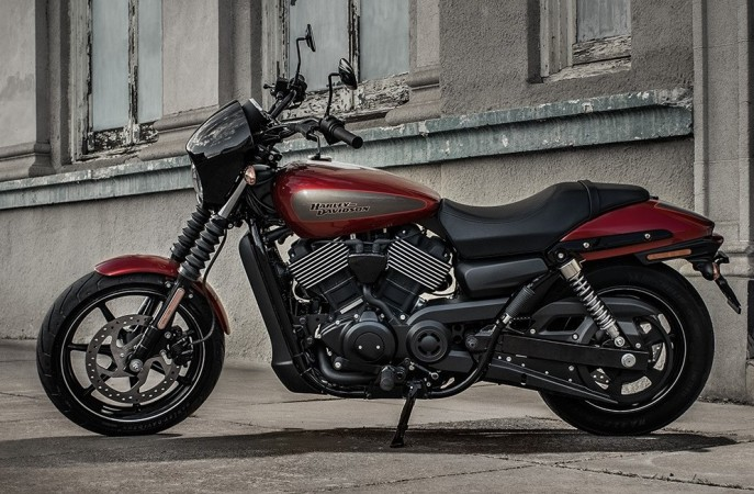 2017 Harley-Davidson Street 750 gets updated with ABS