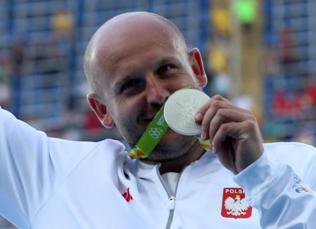Polish discus thrower Piotr Malachowski