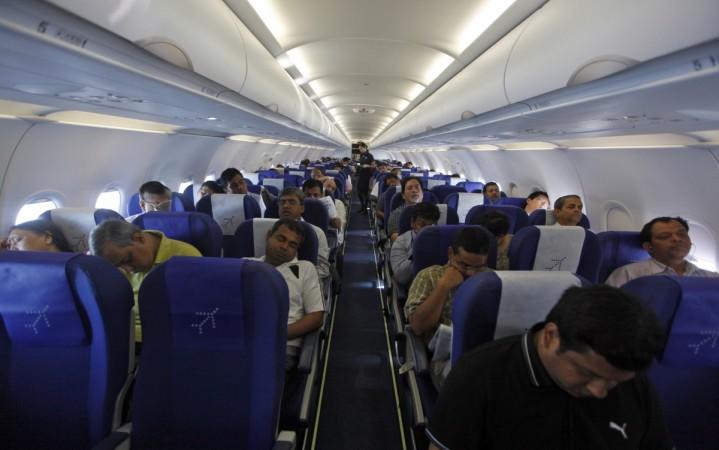 In flight services