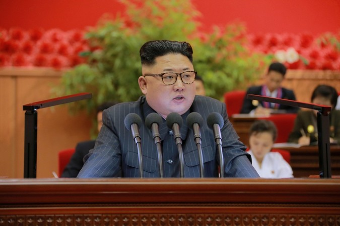 North Korea leader executes official for dozing during meeting