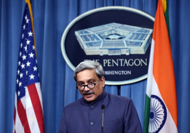 M denounces India-US logistics agreement