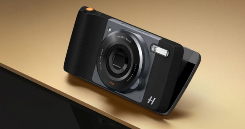 IFA 2016: Moto Z Play with Hasselblad True Zoom mod launched