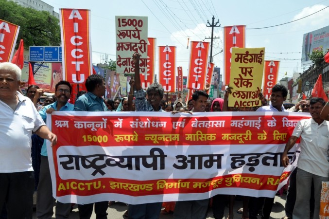 Nationwide strike continues for second day as 2 nurses held in Delhi