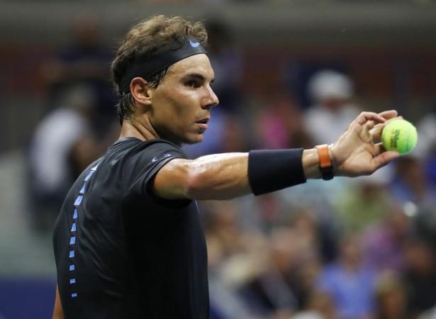 Rafael Nadal US Open 2016