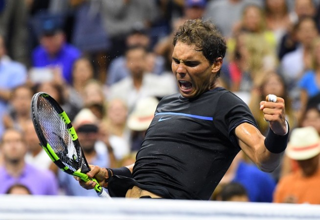 Rafael Nadal US Open 2016 third round