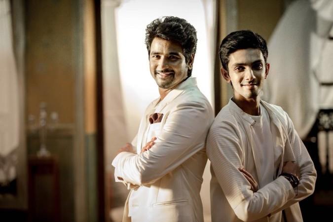 Sivakarthikeyan with Anirudh