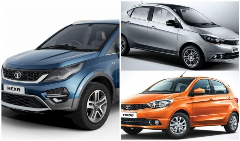 Tata Kite 5, Hexa, Tiago AMT: A look at Tata's upcoming cars
