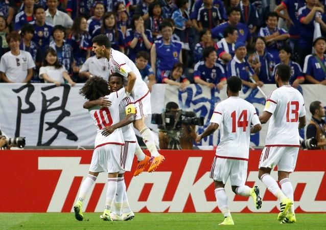 UAE Japan
