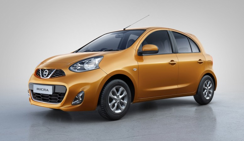Nissan Micra CVT with new colour launched in India