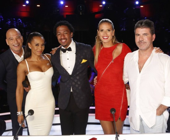 """America's Got Talent"" Season 11 judges and host"