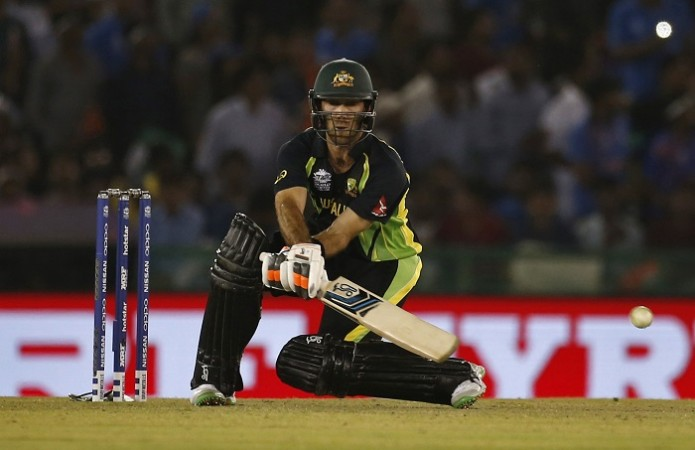Australia break world T20 record with 263/3