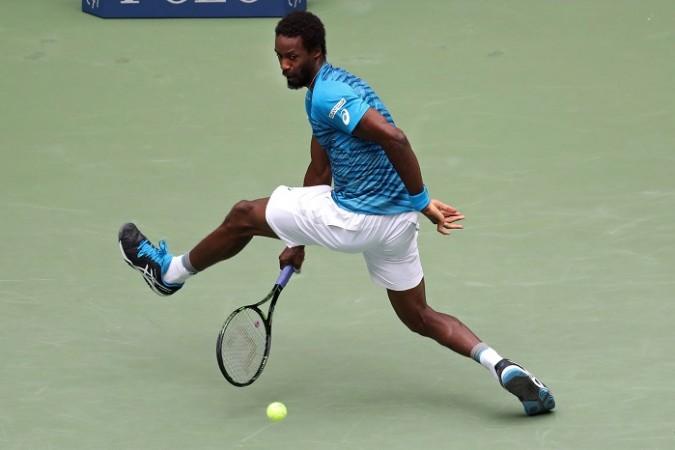 Gael Monfils US Open